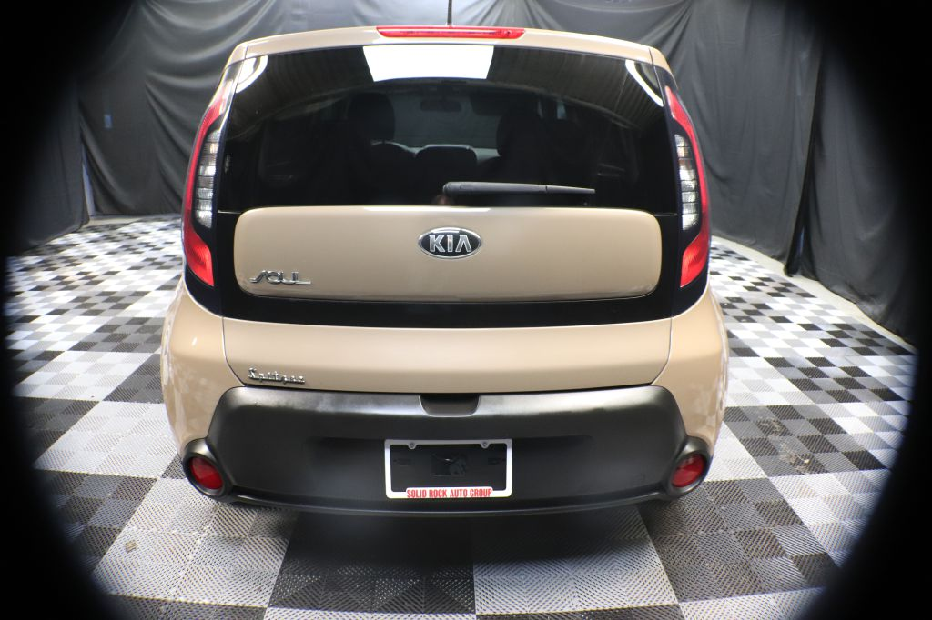 2016 KIA SOUL  for sale at Solid Rock Auto Group