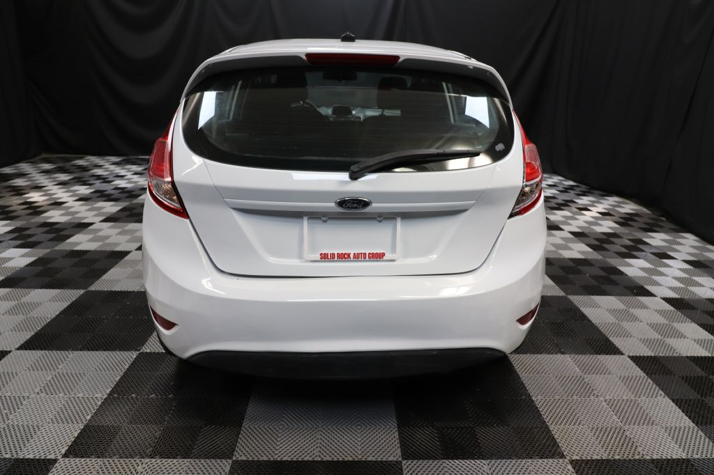 2017 FORD FIESTA SE for sale at Solid Rock Auto Group