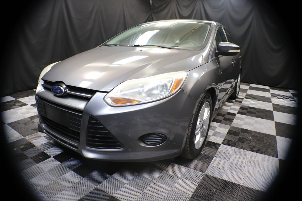 2013 FORD FOCUS SE for sale at Solid Rock Auto Group