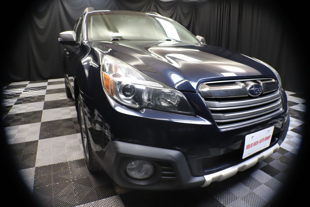 2014 SUBARU OUTBACK for sale at Solid Rock Auto Group
