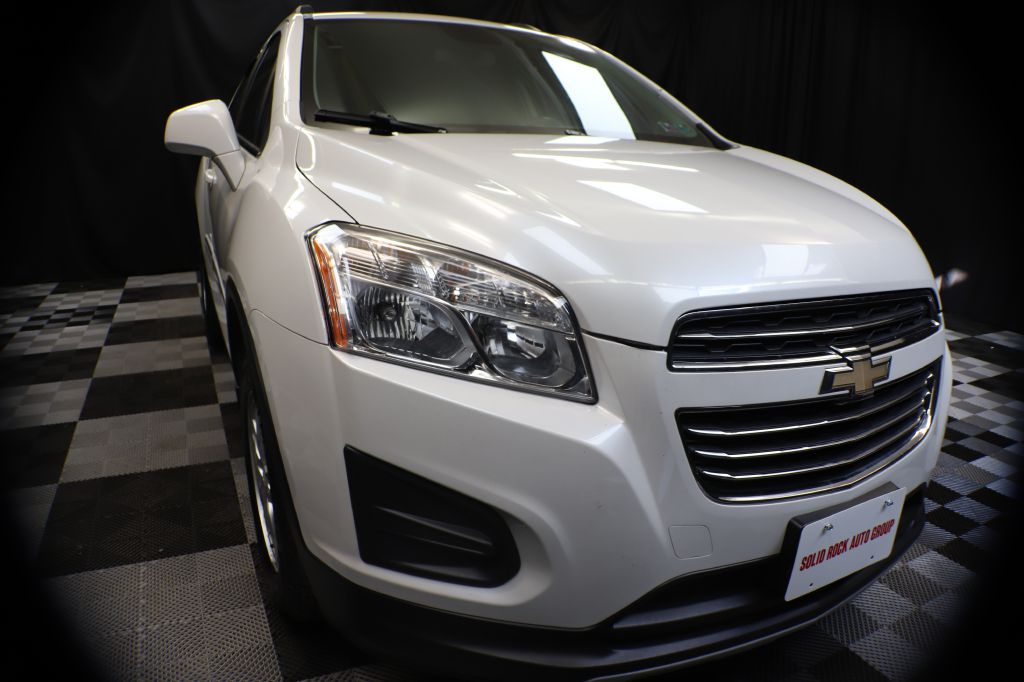2015 CHEVROLET TRAX for sale at Solid Rock Auto Group