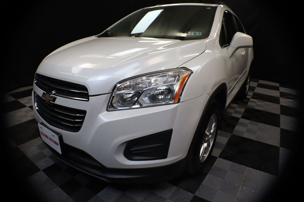 2015 CHEVROLET TRAX 1LT for sale at Solid Rock Auto Group