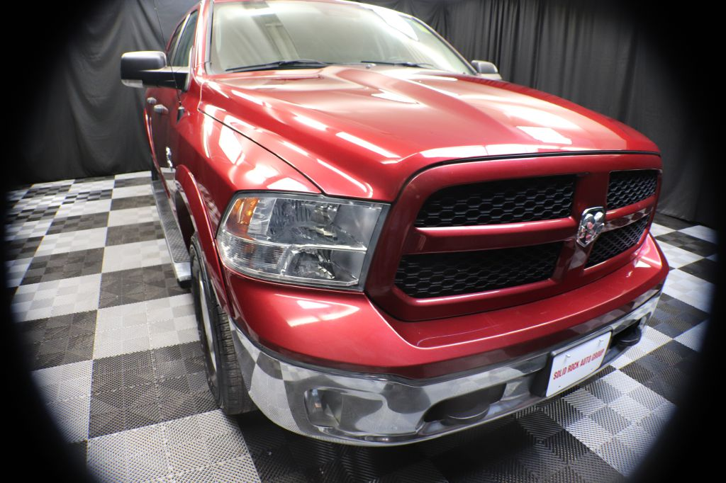 2015 RAM 1500 for sale at Solid Rock Auto Group