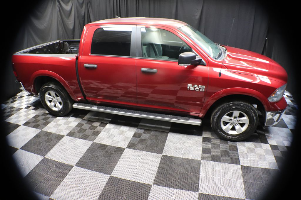 2015 RAM 1500 SLT for sale at Solid Rock Auto Group