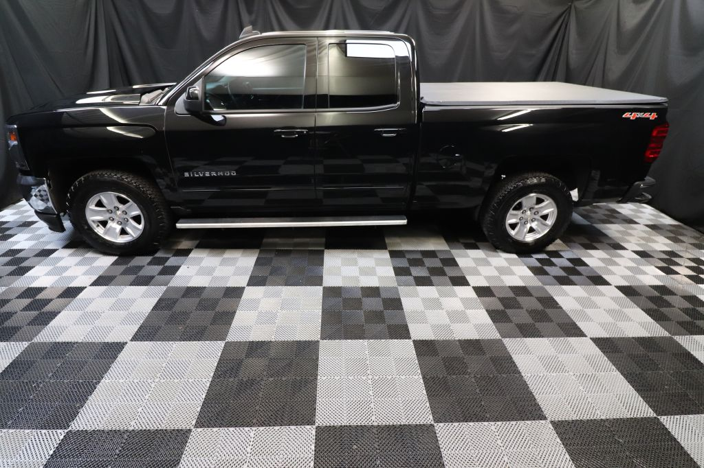 2017 CHEVROLET SILVERADO 1500 LT for sale at Solid Rock Auto Group