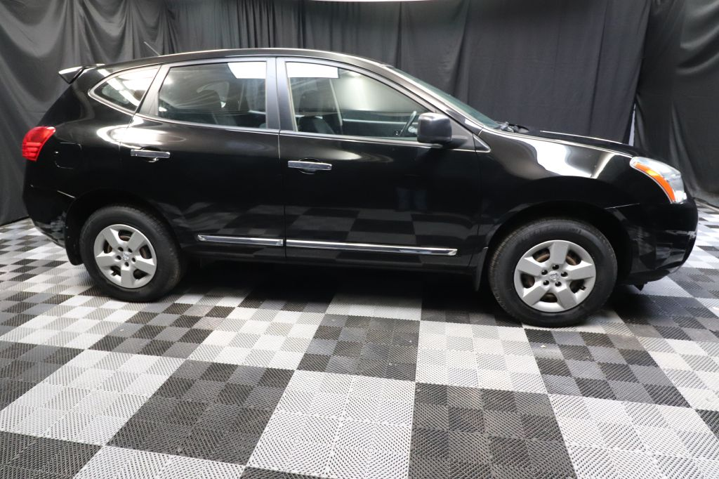 2013 NISSAN ROGUE S for sale at Solid Rock Auto Group