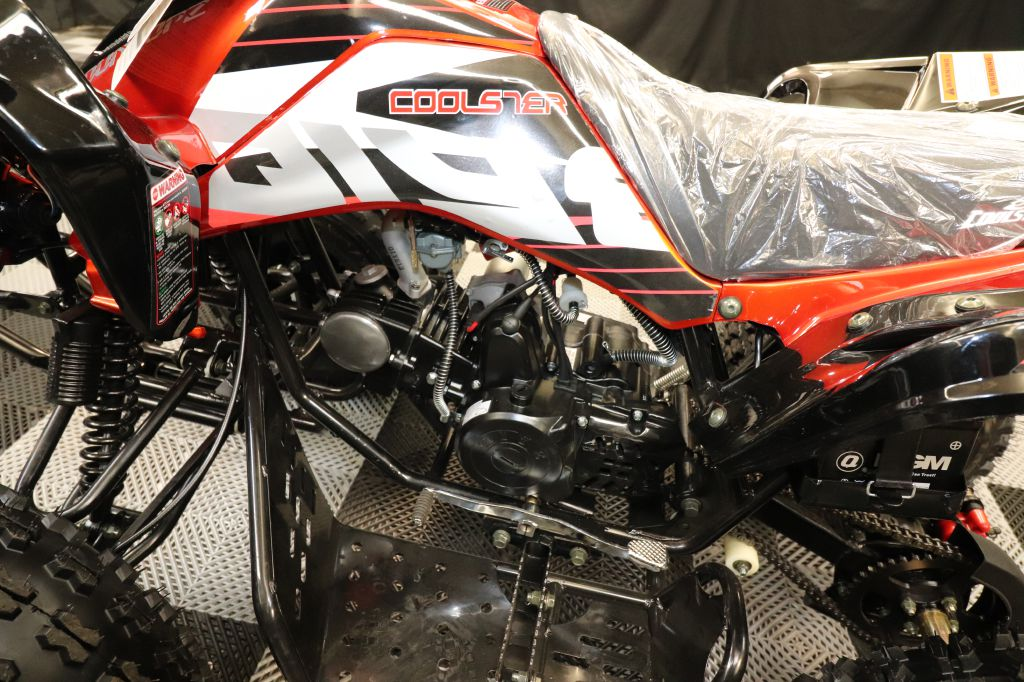 2021 COOLSTER MOUNTOPZ 125CC  for sale at Solid Rock Auto Group