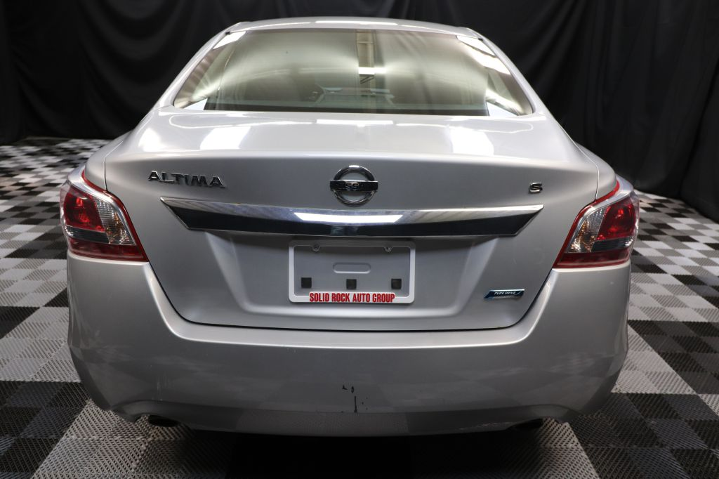 2013 NISSAN ALTIMA 2.5 for sale at Solid Rock Auto Group