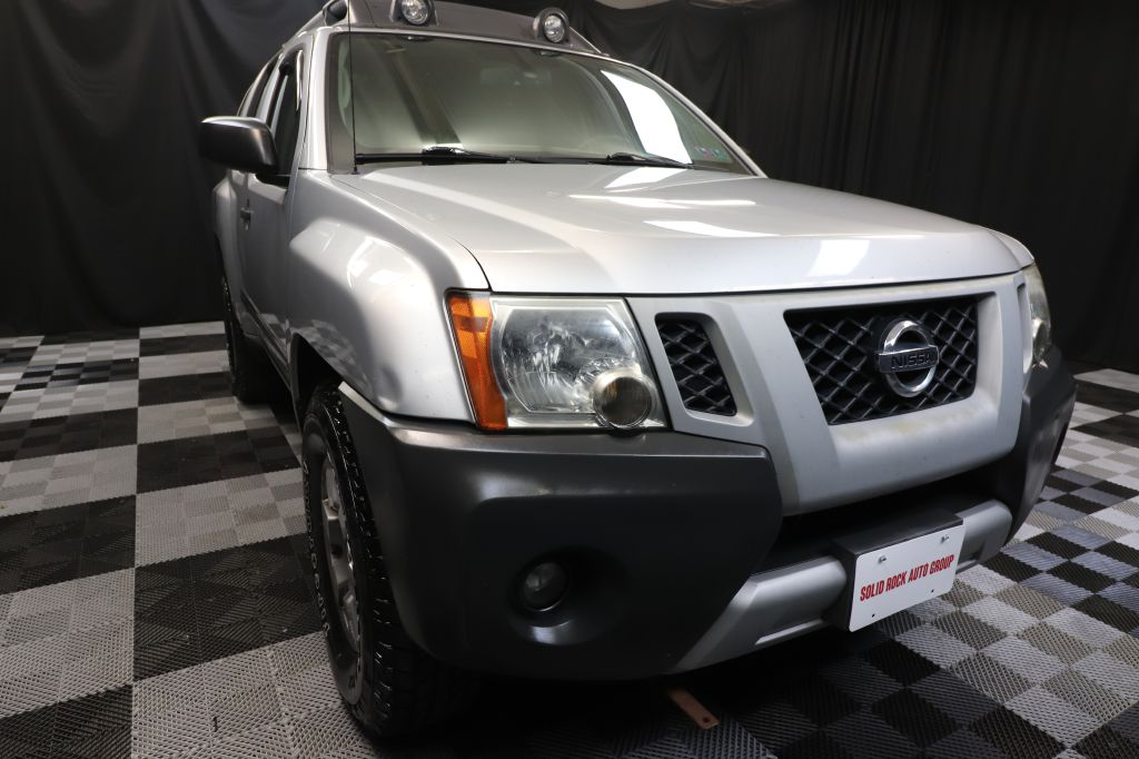 2011 NISSAN XTERRA OFF ROAD for sale at Solid Rock Auto Group