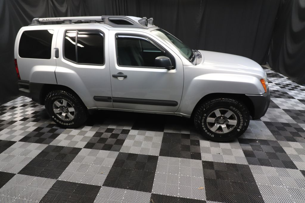 2011 NISSAN XTERRA  for sale at Solid Rock Auto Group
