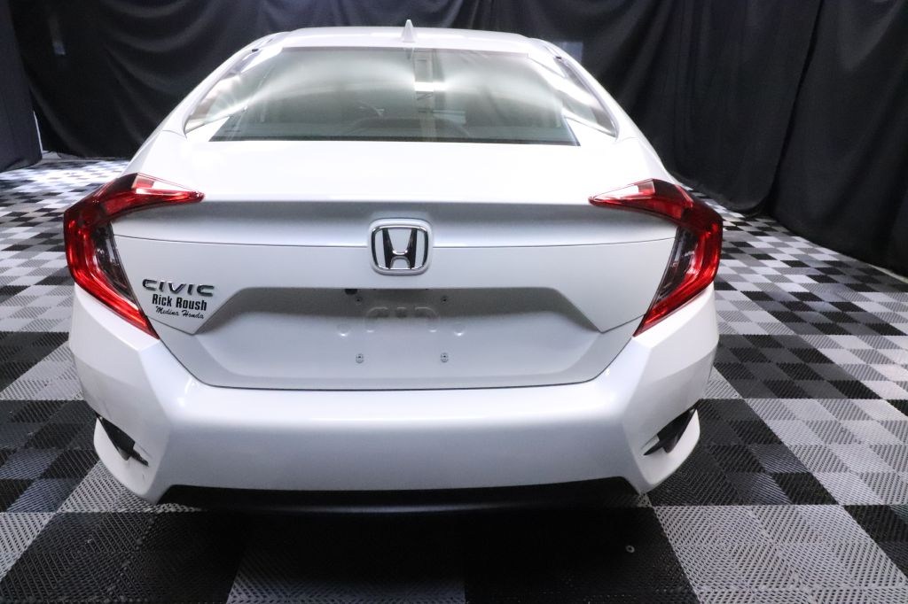 2018 HONDA CIVIC EX for sale at Solid Rock Auto Group