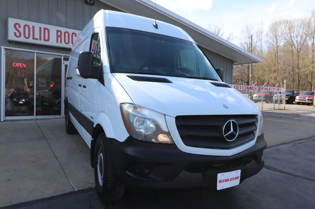 2015 MERCEDES-BENZ SPRINTER for sale at Solid Rock Auto Group