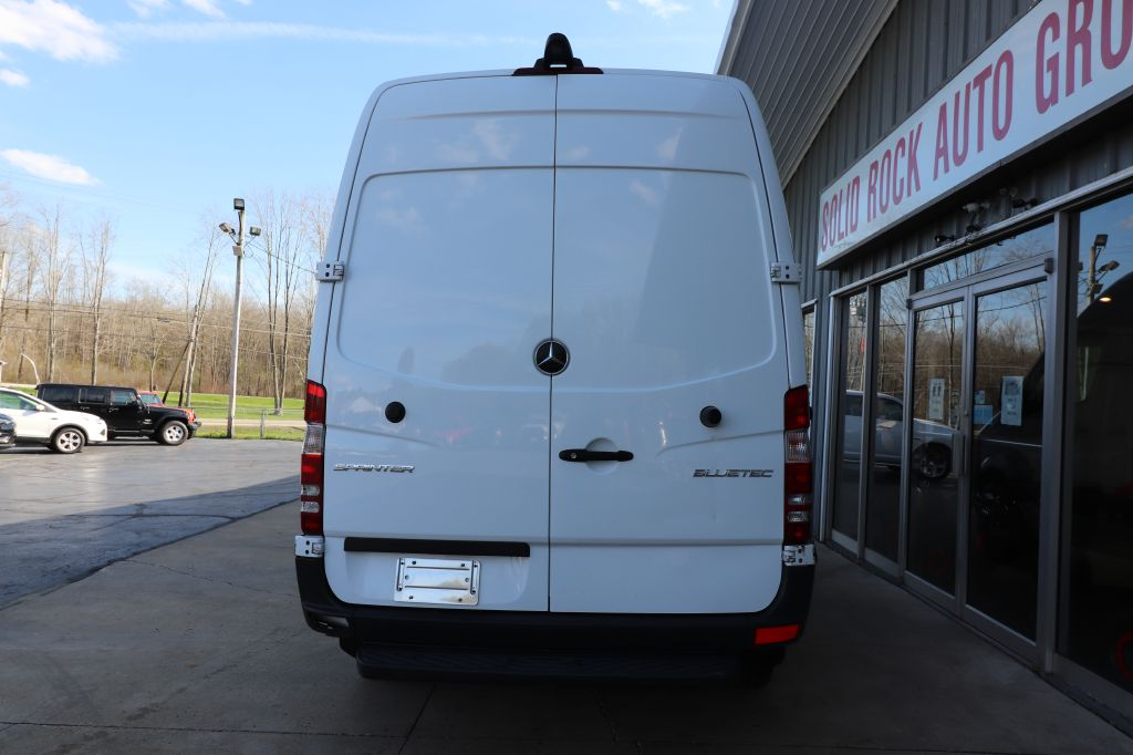 2015 MERCEDES-BENZ SPRINTER 2500 for sale at Solid Rock Auto Group