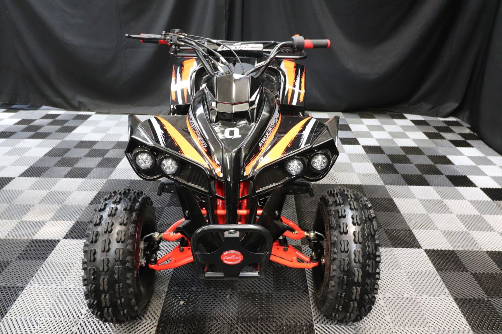 2021 COOLSTER MOUNTOPZ 125CC ATV-3125B2 for sale at Solid Rock Auto Group
