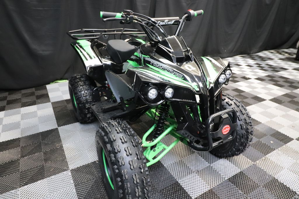 2021 COOLSTER 125CC SPORT ATV-3125B2 for sale at Solid Rock Auto Group