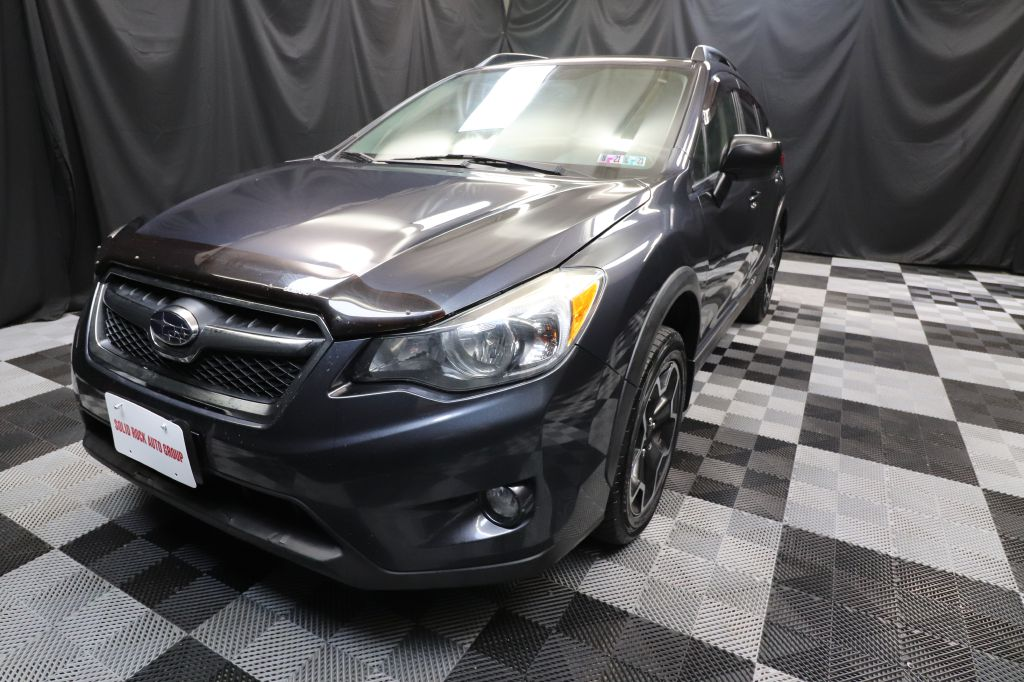 2014 SUBARU XV CROSSTREK 2.0 LIMITED for sale at Solid Rock Auto Group