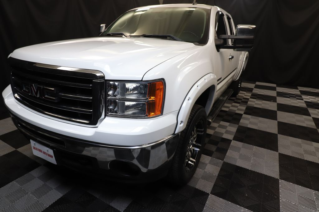 2012 GMC SIERRA 1500 SLE for sale at Solid Rock Auto Group