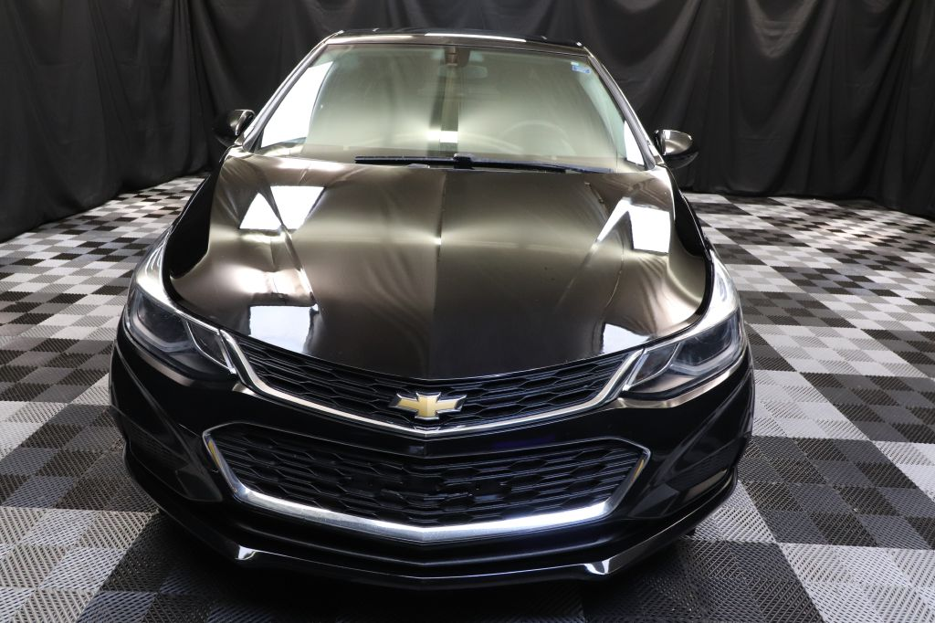 2016 CHEVROLET CRUZE LT for sale at Solid Rock Auto Group