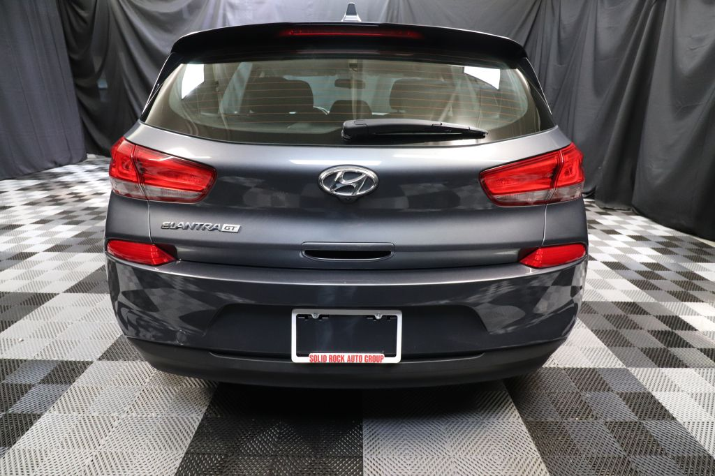 2018 HYUNDAI ELANTRA GT  for sale at Solid Rock Auto Group