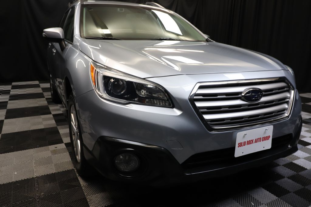 2016 SUBARU OUTBACK for sale at Solid Rock Auto Group