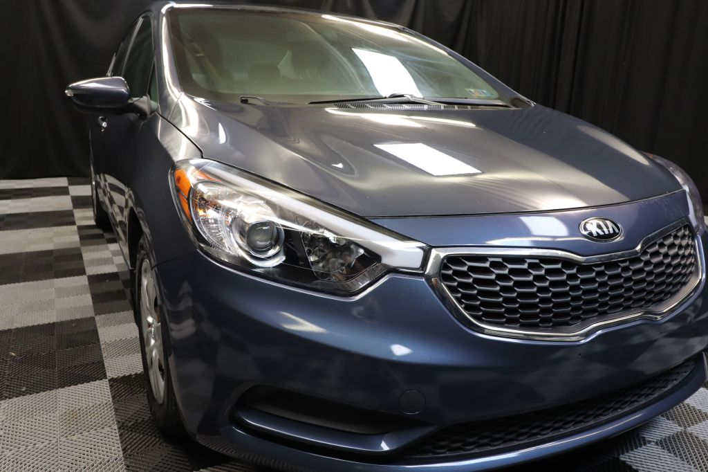 2015 KIA FORTE for sale at Solid Rock Auto Group