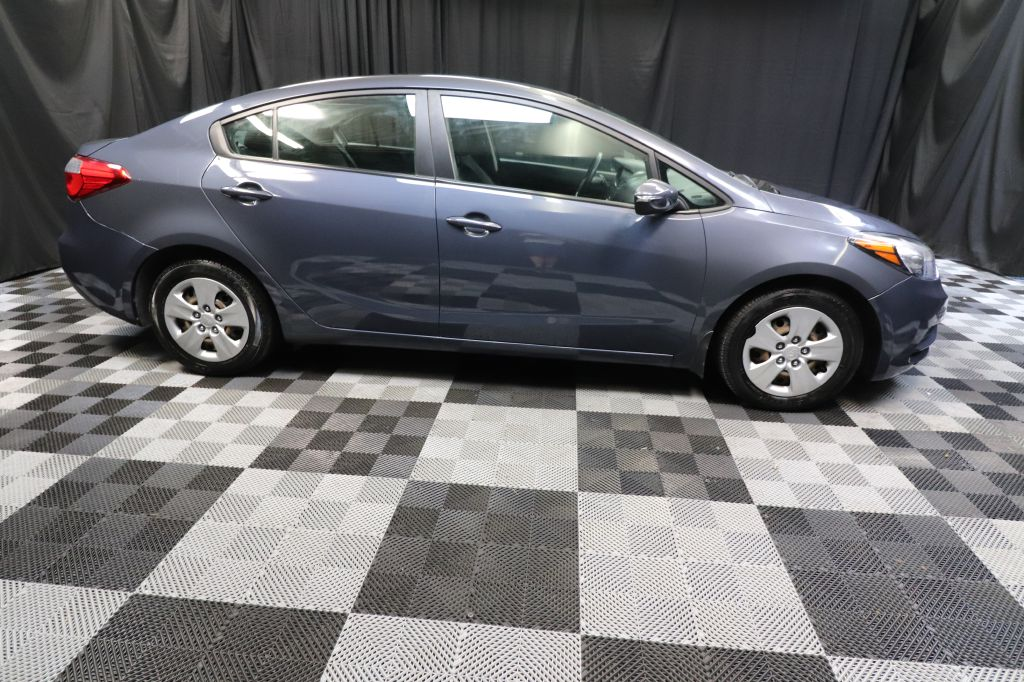 2015 KIA FORTE LX for sale at Solid Rock Auto Group