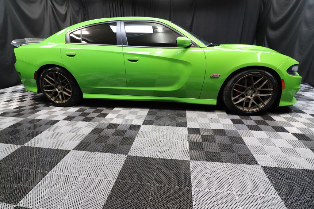 2017 DODGE CHARGER R/T 392 SCAT PACK for sale at Solid Rock Auto Group