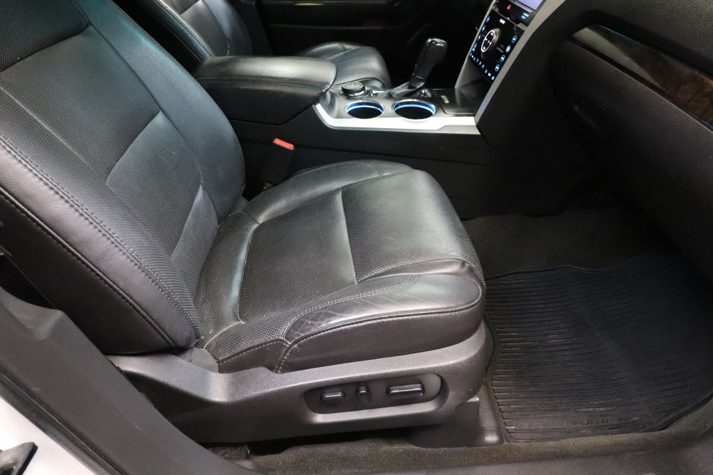 2013 FORD EXPLORER LIMITED for sale at Solid Rock Auto Group