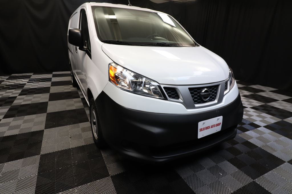 2018 NISSAN NV200 for sale at Solid Rock Auto Group