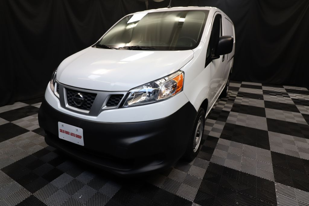 2018 NISSAN NV200 2.5S for sale at Solid Rock Auto Group