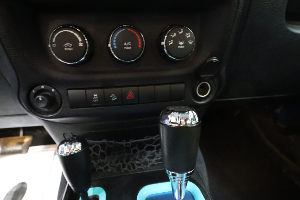 2015 JEEP WRANGLER UNLIMI SPORT for sale at Solid Rock Auto Group