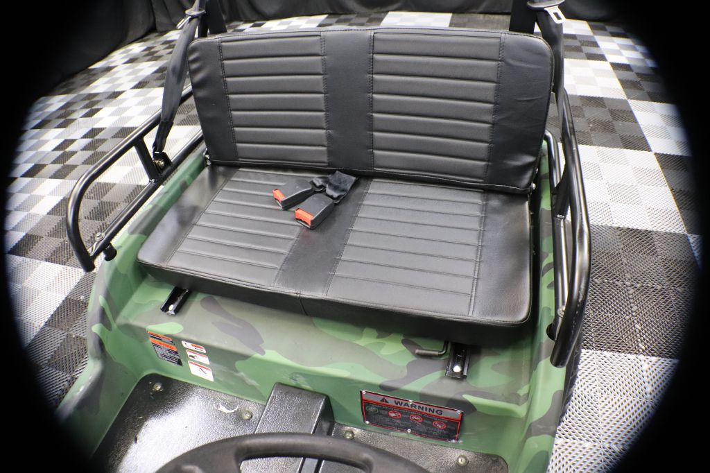 2021 COOLSTER CHALLENGER JEEP CAMO EDITION for sale at Solid Rock Auto Group
