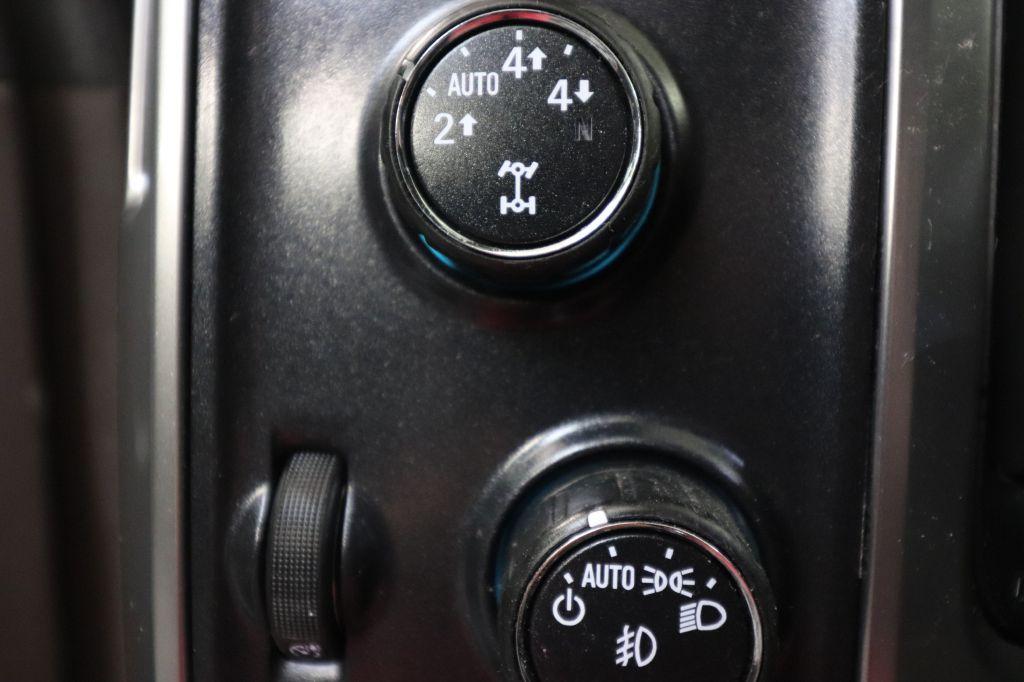 2014 CHEVROLET SILVERADO 1500 LTZ for sale at Solid Rock Auto Group
