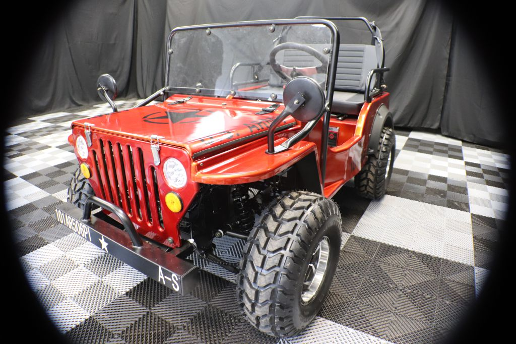 2021 COOLSTER CHALLENGER JEEP WILLYS for sale at Solid Rock Auto Group