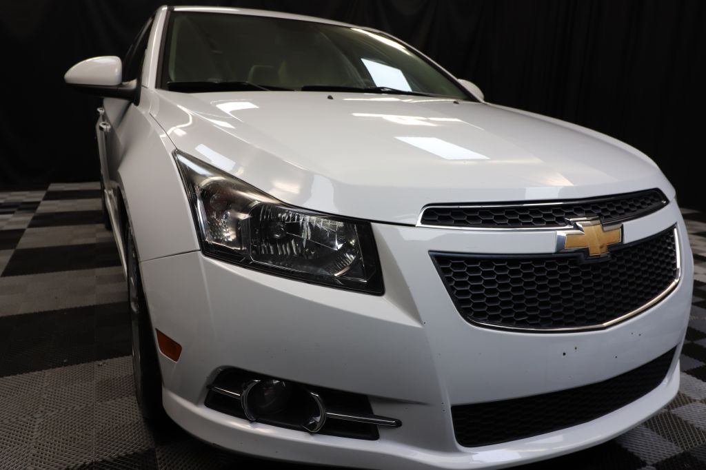2014 CHEVROLET CRUZE for sale at Solid Rock Auto Group
