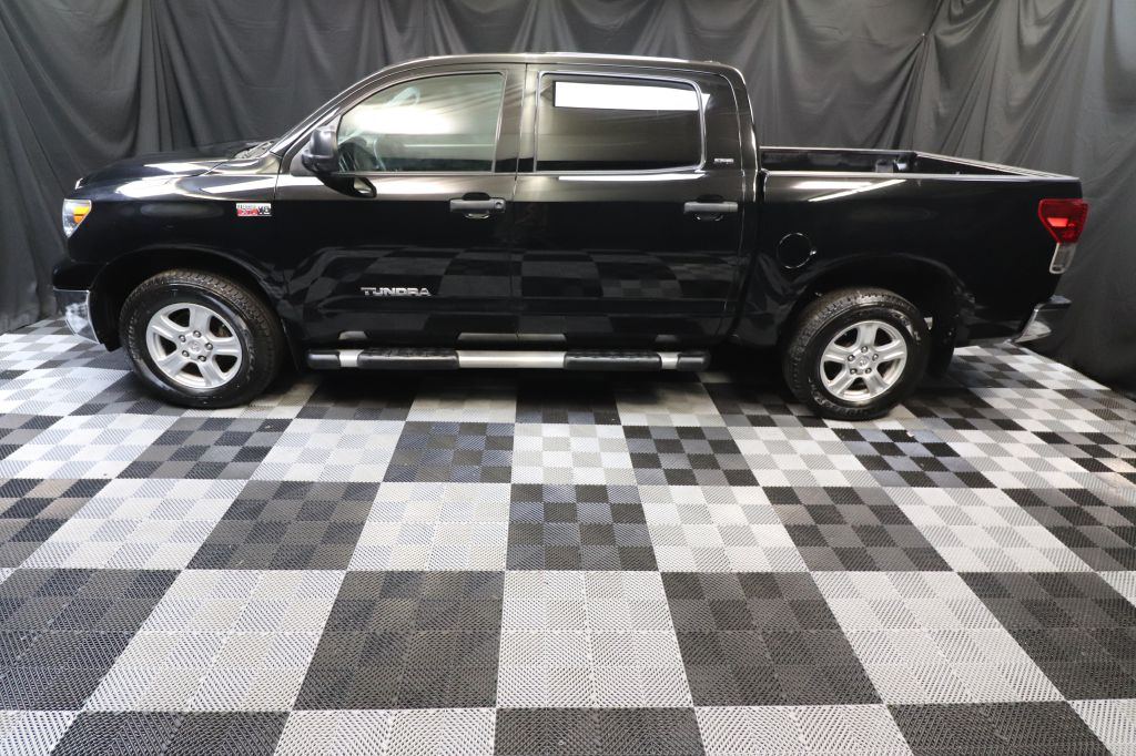 2013 TOYOTA TUNDRA CREWMAX SR5 for sale at Solid Rock Auto Group