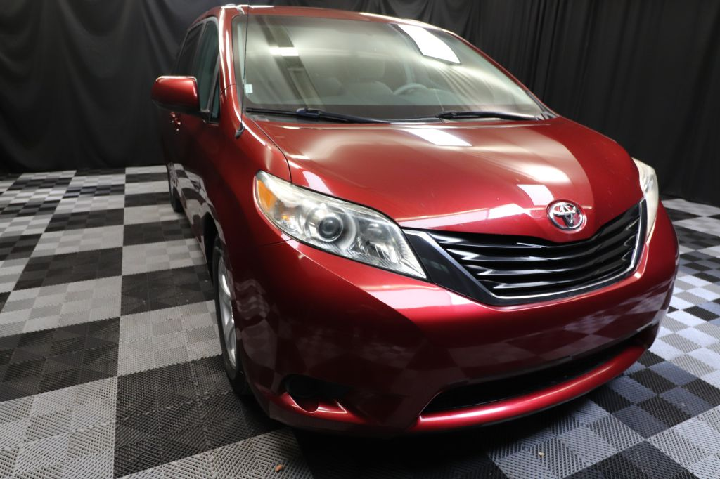 2013 TOYOTA SIENNA LE for sale at Solid Rock Auto Group