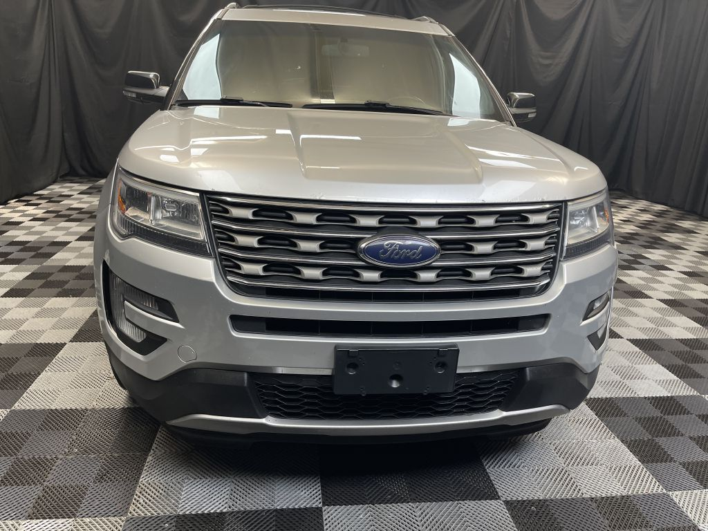 2017 FORD EXPLORER XLT for sale at Solid Rock Auto Group