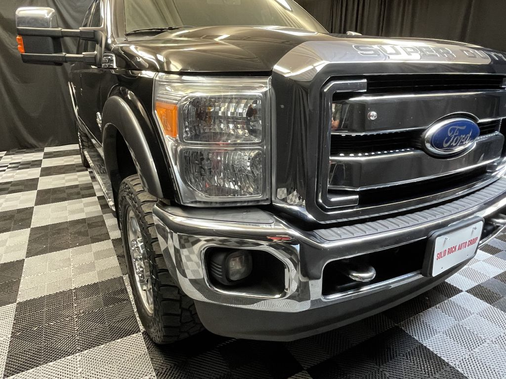 2011 FORD F350 for sale at Solid Rock Auto Group