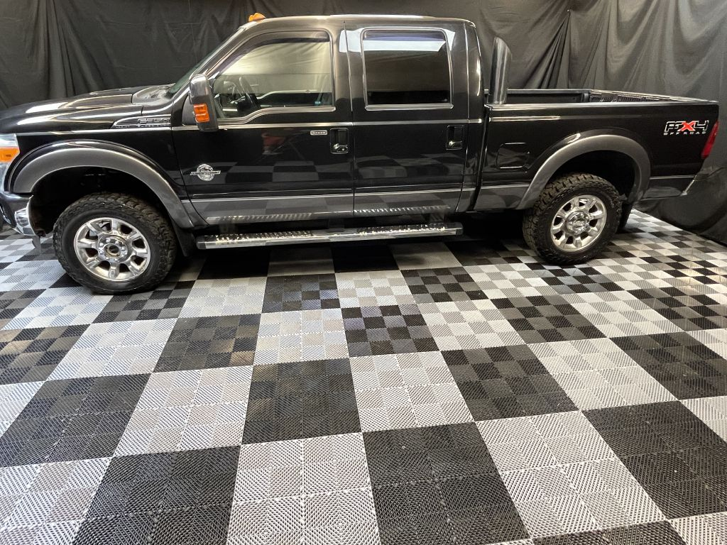 2011 FORD F350 SUPER DUTY for sale at Solid Rock Auto Group