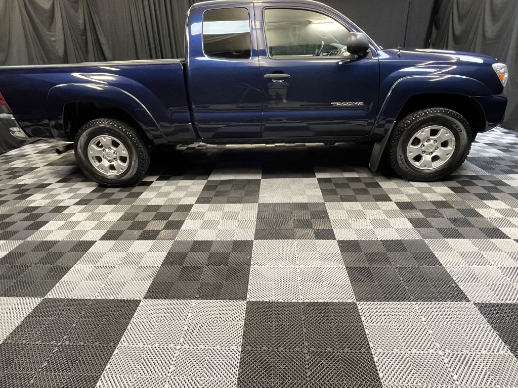 2013 TOYOTA TACOMA ACCESS CAB for sale at Solid Rock Auto Group