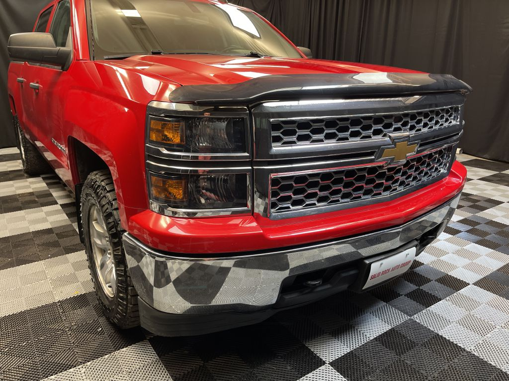 2014 CHEVROLET SILVERADO 1500 LT for sale at Solid Rock Auto Group