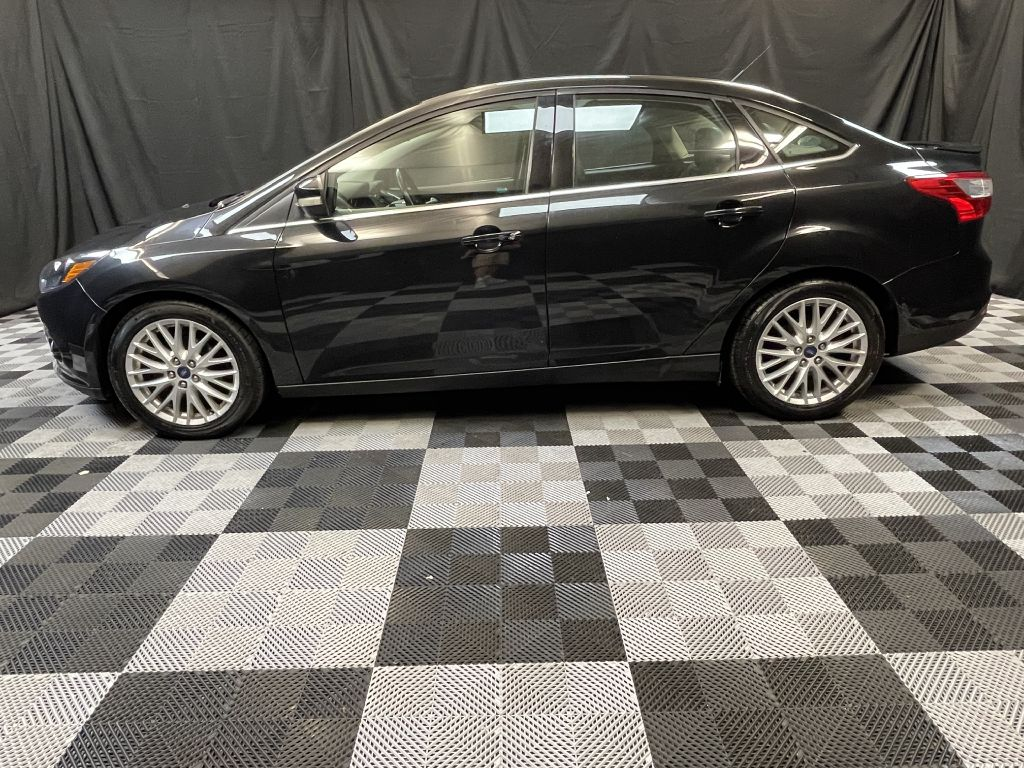 2013 FORD FOCUS TITANIUM for sale at Solid Rock Auto Group
