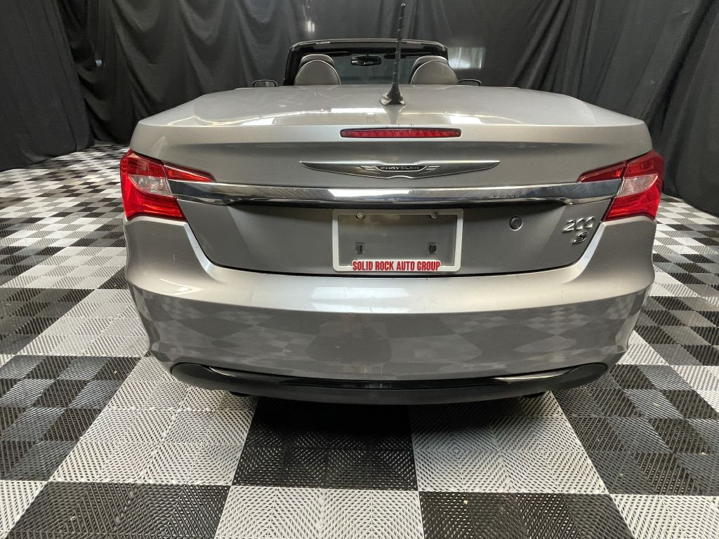 2014 CHRYSLER 200 S for sale at Solid Rock Auto Group