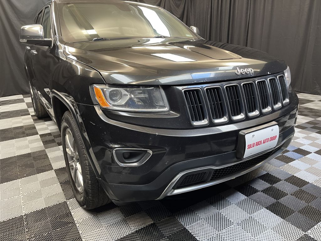 2015 JEEP GRAND CHEROKEE for sale at Solid Rock Auto Group