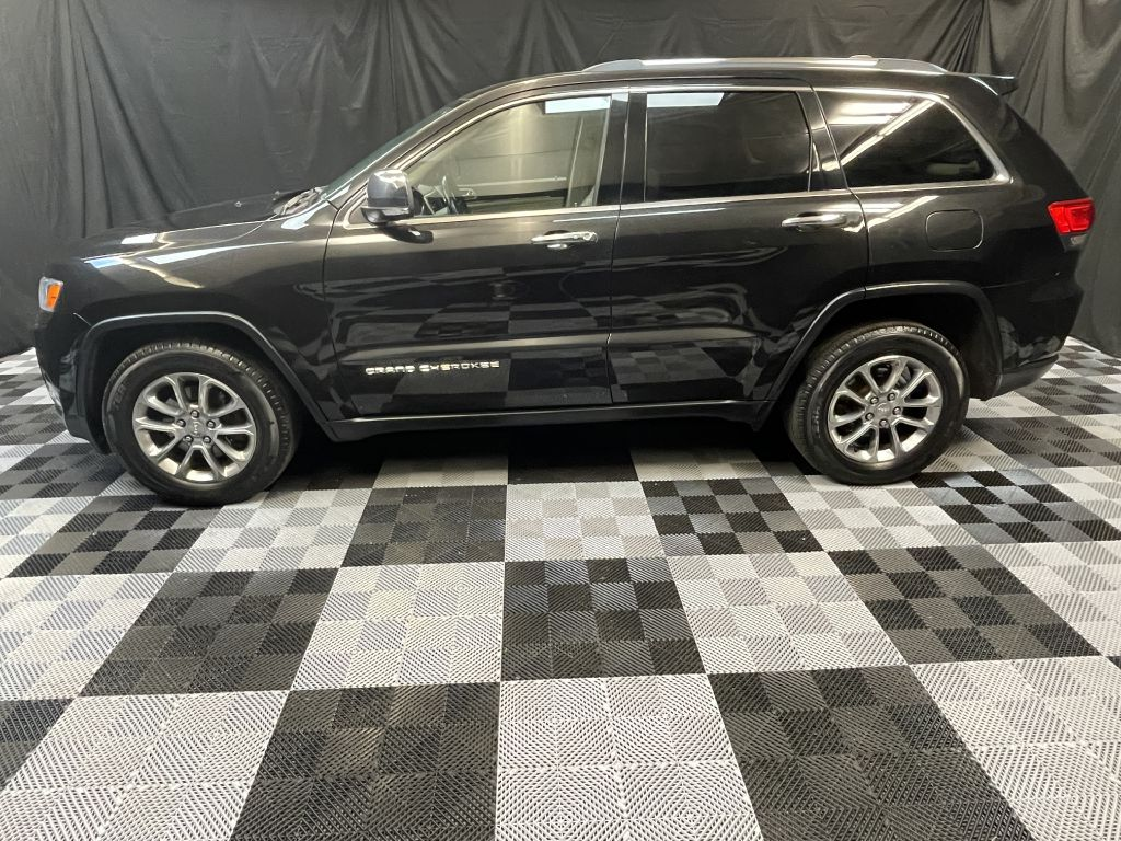 2015 JEEP GRAND CHEROKEE LIMITED for sale at Solid Rock Auto Group