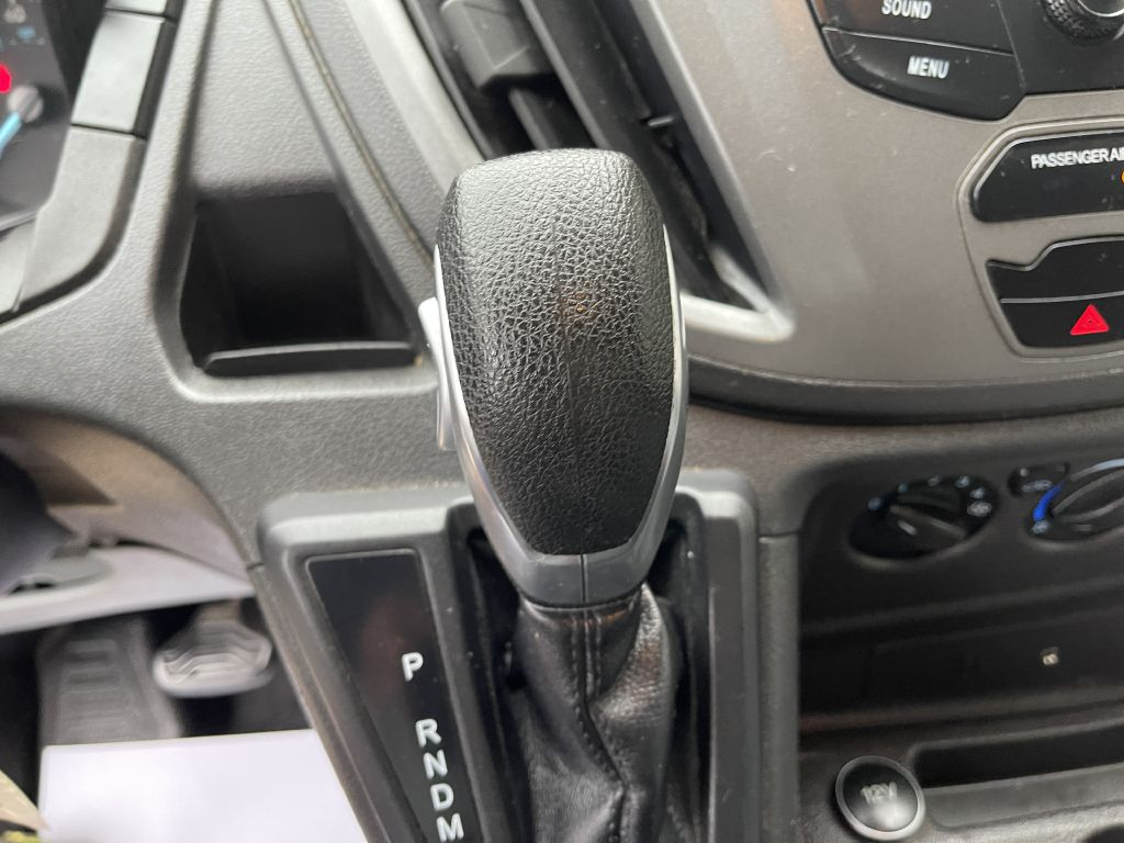 2015 FORD TRANSIT T-250 for sale at Solid Rock Auto Group