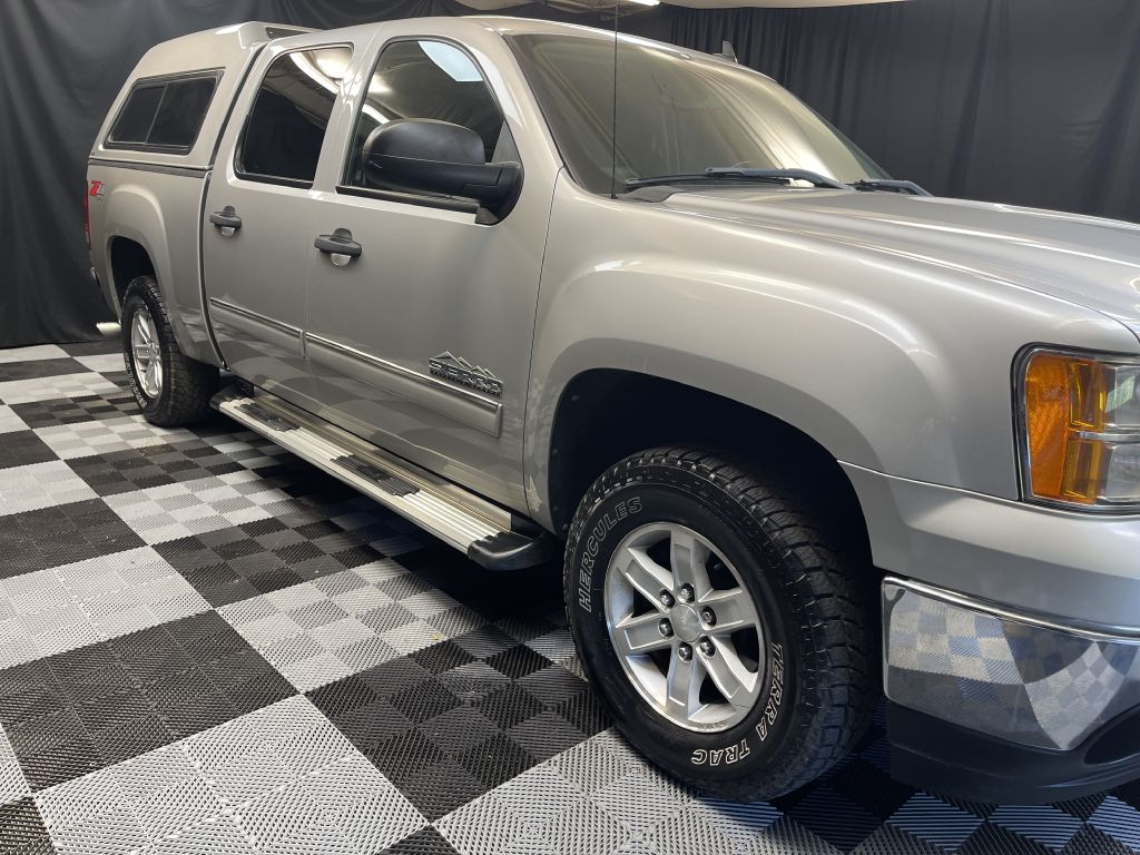 2011 GMC SIERRA 1500 SLE for sale at Solid Rock Auto Group