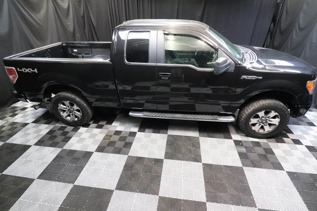 2012 FORD F150 SUPER CAB for sale at Solid Rock Auto Group