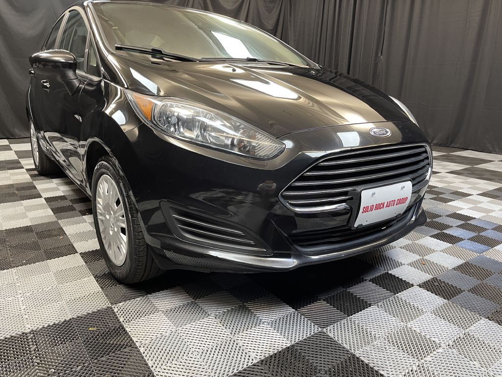 2017 FORD FIESTA for sale at Solid Rock Auto Group